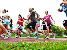 Athletics Photo Gallery