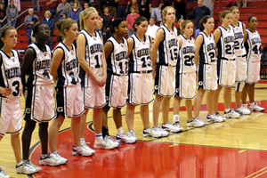 Greenhills Varsity Basketball